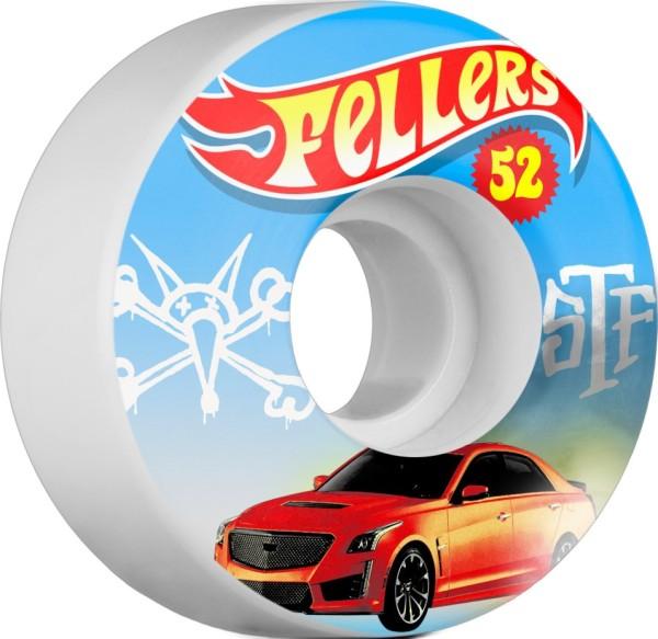 Bones - STF Fellers Hot Wheel - Boards & Co - Skateboard - Skateboard Wheels - SB Rollen-Wheels - hot wheel