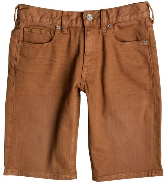DC - Colour Straight Jean Shorts - Herren Shorts - Ginger Bread