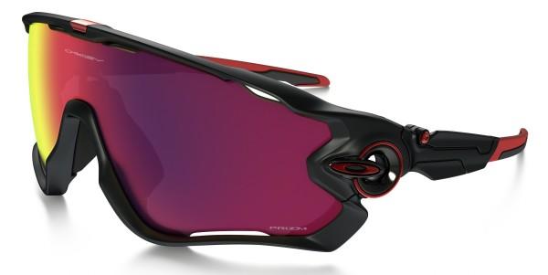 Jawbreaker - Sonnenbrille - Oakley - Herren - Matte Black w Prizm