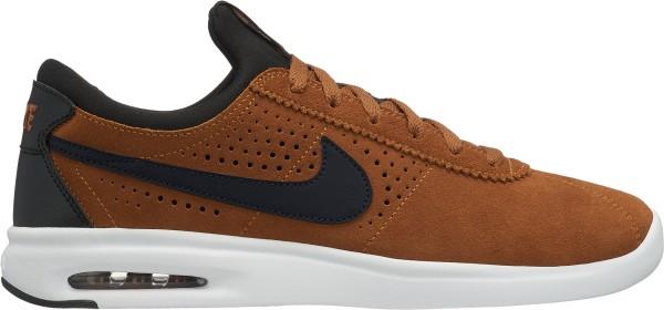 Nike - Air Max Bruin Vapor - Schuhe - Sneakers - british tan/black