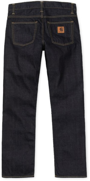 Carhartt - Davies Pant - Streetwear - Jeans - Straight Fit - blue one wash