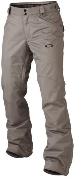 Oakley - Nighthawk Biozone Pant - Snowboardhose - Grigio Scuro