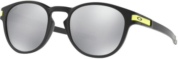 oakley - latch valentino rossi signature series - matte black prizm - 9265-2153