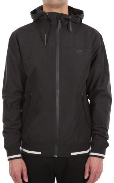 Iriedaily - Terance - Streetwear - Jacken - Übergangsjacken - Black