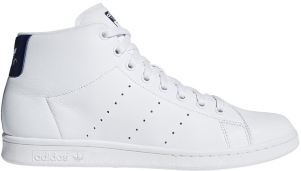 Adidas - Stan Smith Mid - Schuhe - Sneakers - Sneakers High - ftwr white