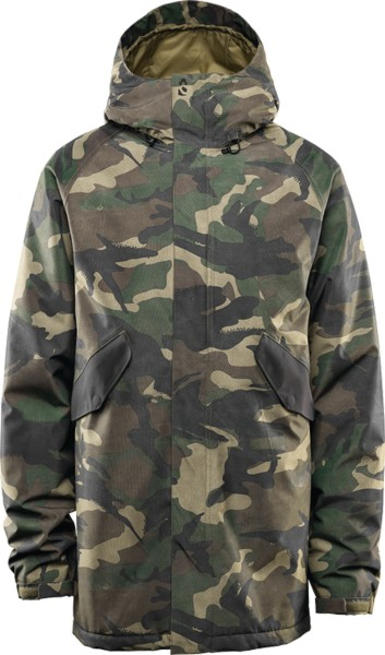 Lodger - Thirty Two - camo - Funktionsjacke