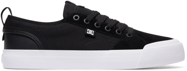 DC - Evan Smith - Herren - Sneaker - Black - Schwarz - BLACK/BLACK/WHITE