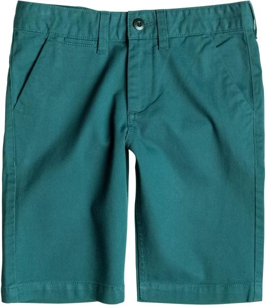 DC - Worker Straight - Streetwear  -  Shorts  -  Shorts - deep teal