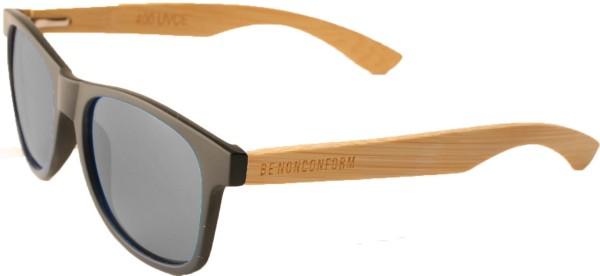 Benonconform - BeNotBamboo - Accessories - Sonnenbrillen - Sonnenbrillen - black/black