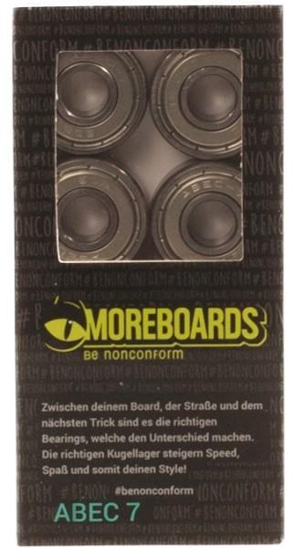 Moreboards - ABEC 7 - Kugellager - Skateboard - Skateboard Zubehör