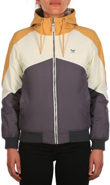 Tri Colore Jacket - Iriedaily - Anthracite - Übergangsjacke