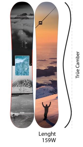 Team Exposure - Nitro - nocolor - Snowboard