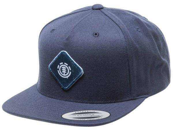 Element - Patrol - Accessories - Caps - Snapback Caps - eclipse navy