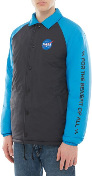 Vans - Space Torrey - Streetwear - Jacken - Windbreakers - black/space
