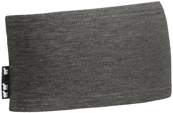 Ortovox - Fleece Light Headband - dark grey blend - dunkelgrau - Accessories - Mützen - Stirnbänder