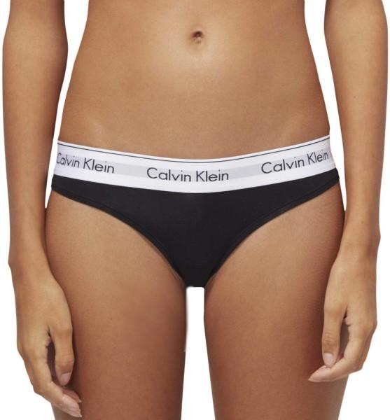 Calvin Klein - Thong - black