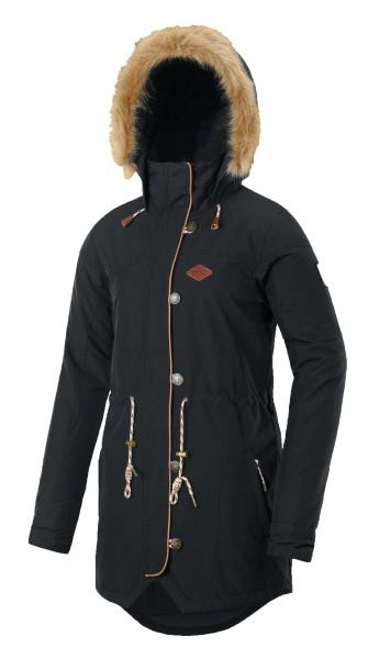 Katniss Jacke - Picture - Damen - C Black - Snowwear - Funktionsjacken - Snowboardjacken