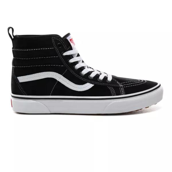 UA SK8-Hi MTE - Vans - (MTE) black/true whi - Winterschuh High