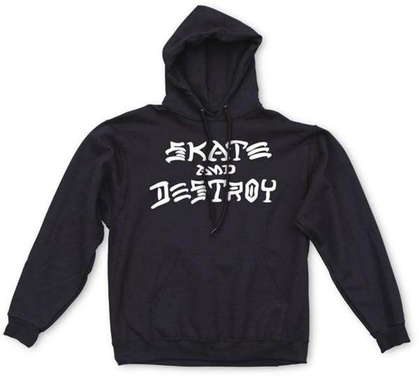 Thrasher - Skate and Destroy - Hoodie - Kapuzen Pullover