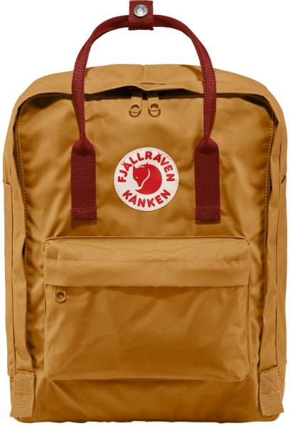 Fjällräven - Kanken - Acorn-Ox Red - Accessories - Taschen und Rucksäcke - Rucksäcke - Rucksack