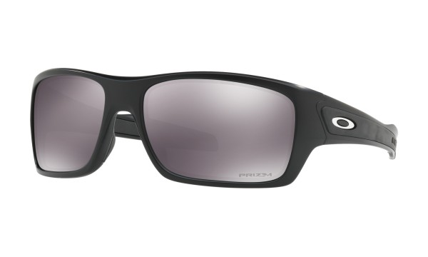 Oakley - Turbine - Sonnenbrille - Matte Black / Prizm
