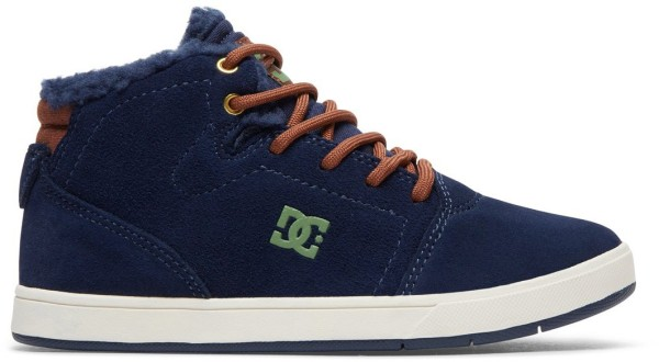 DC Shoes USA - Crisis High WNT Shoe - dark navy