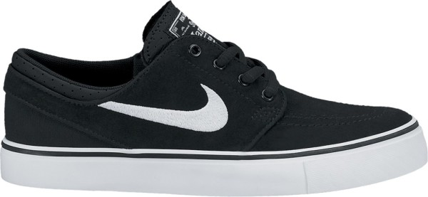 Nike SB - Stefan Janoski - GS - Kinder Schuhe Stefan Janoski - black - Sneaker Nike SB - Nike Skateboarding Kids
