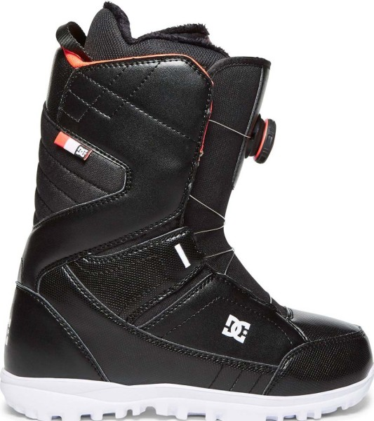 DC - Search BOA - Boards & Co - Snowboards - Snowboard Boots - Freestyle Boots - black