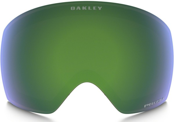 Oakley - Prizm Jade Iridium Lens - Flight Deck Lens - Flight Deck Goggle - Ersatzscheibe