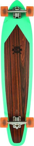 GLB-Byron Bay 43 - Longboard - Globe - Rosewood 43