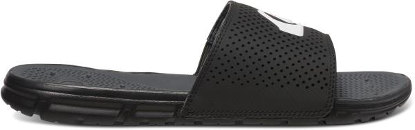 Quiksilver - Amphibian - Schuhe  -  Sandalen/FlipFlops  -  Flip Flops - black/black/white