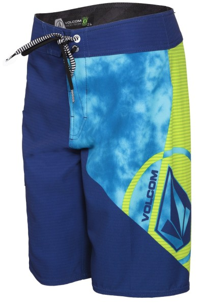 Volcom - Liberate Lido Mod - Boardshort - Matured Blue