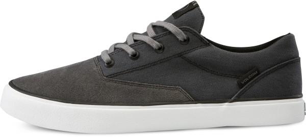 Volcom - Draw Lo Suede - Schuhe  -  Sneakers - grey vintage