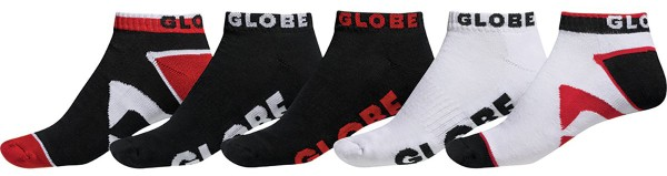 Globe - Destroyer - Accessories - Socken - Füßlinge - black