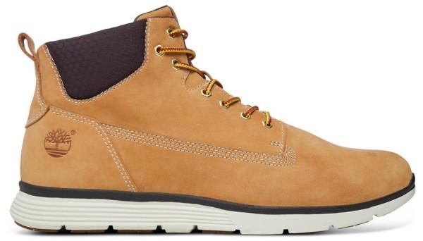 Timberland - Killington Chukka - Wheat Nubuck - Brown - Leather - Boots - Winterschuhe