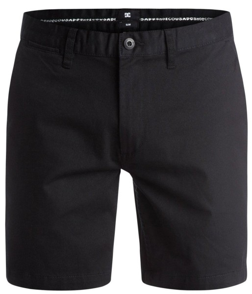 DC - Worker Slim Short - Short - DC Black - DC Worker Slim Shorts - DC Black Shorts - Worker Slim Shorts von DC - DC Shorts