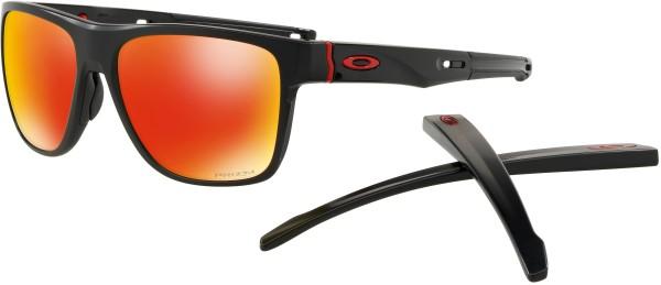 CROSSRANGE XL - Oakley - matte black prizm ru - Accessories  - Sonnenbrillen  - Sonnenbrillen