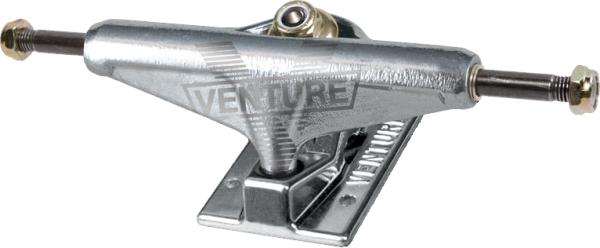 Venture - Lo Polished Trucks - Boards & Co - Skateboard - Skateboard Achsen - Skateboard Achsen - silver