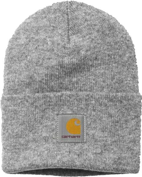 Carhartt - Acrylic Watch Hat - Accessories - Mützen - Beanies - Grey Heather