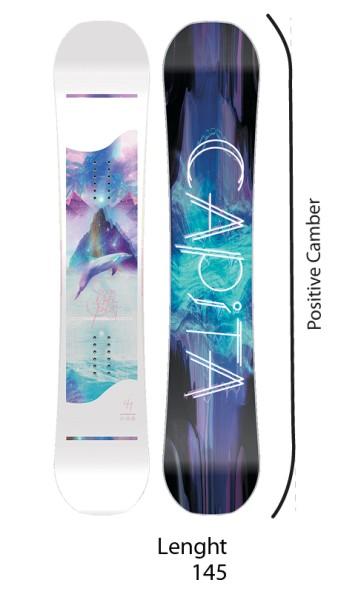 Capita - Space Metal Fantasy - Boards & Co - Snowboards - Snowboards - Freestyle Zero - multi