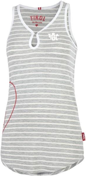 Tirol - Tanktop Kira - Streetwear - Shirts & Tops - Tank Tops - grau