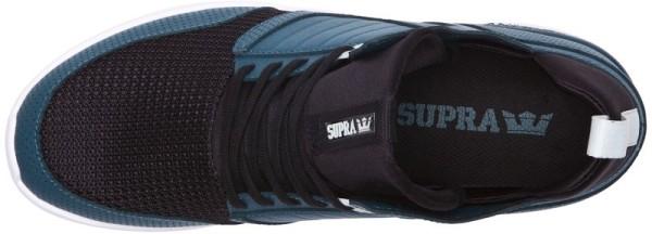 Supra - Method - Herren - Sneaker - High Top Schuhe - TEAL - White