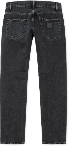 Carhartt - Klondike Pant - black stone washed - Streetwear - Jeans - Regular Fit