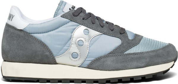 Saucony - Jazz Original Vintage - white blue teal - schuhe - sneaker - skateschuhe - herren saucony