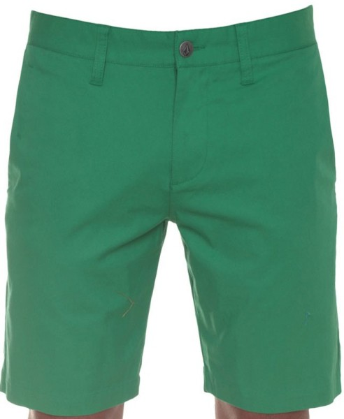 Volcom - Frickin Tight Chino - Streetwear - Shorts - Shorts - Expeditions green