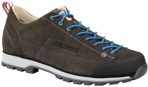 Dolomite - Cinquantaquattro Low - anthracite/blue - Schuhe - Sportschuhe - Outdoorschuhe