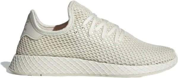 DEERUPT RUNNER - Adidas - OWHITE/FTWWHT/SHORED - Sneakers Herren