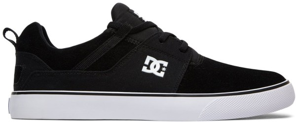 DC - Heathrow Vulc - Schuhe - Sportschuhe - Skateschuhe - black/white