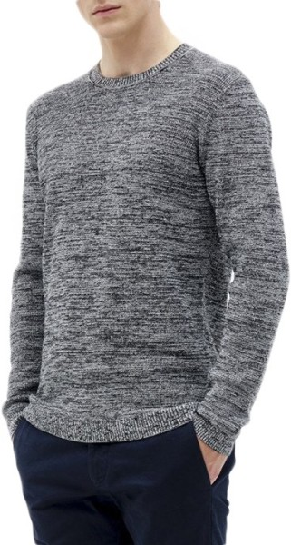 Nowadays - Moulin Basic Pullover - light grey
