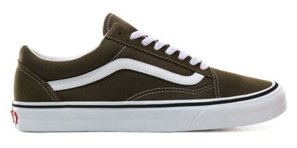OLD SKOOL - Vans - OLIVE - Sneaker